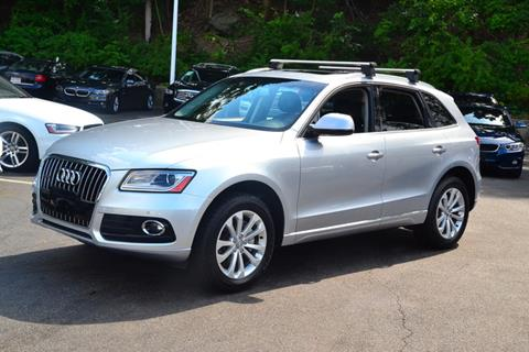 2016 Audi Q5 for sale in Peabody, MA