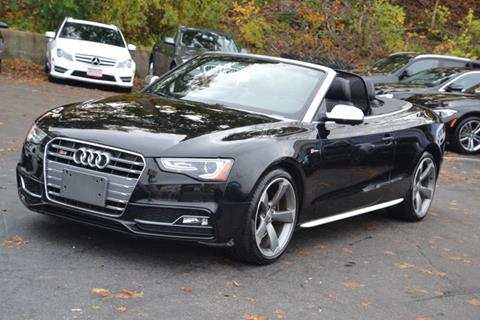 2016 Audi S5 for sale in Peabody, MA