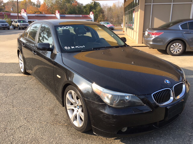 2004 BMW 5 Series 545i 4dr Sedan - Charlotte NC