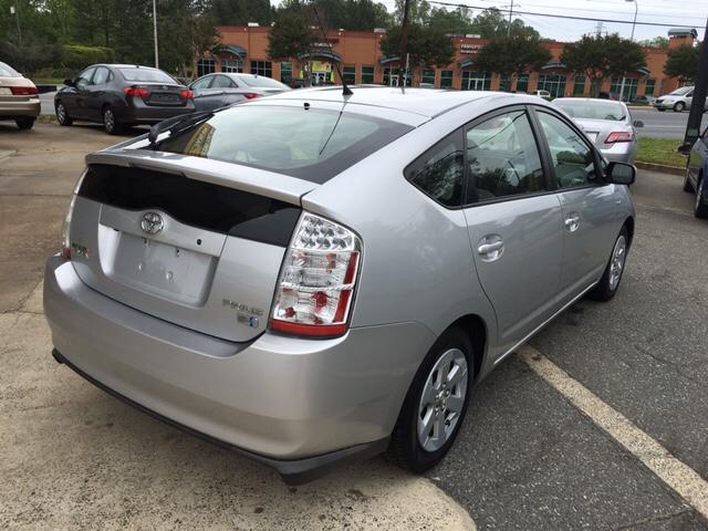 2007 Toyota Prius Base 4dr Hatchback - Charlotte NC