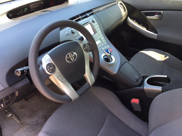 2012 Toyota Prius One 4dr Hatchback - Charlotte NC