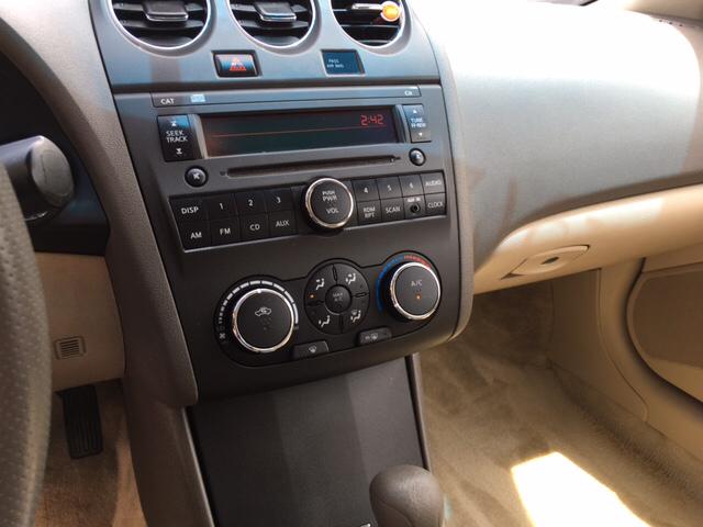 2012 Nissan Altima 2.5 S 4dr Sedan - Charlotte NC