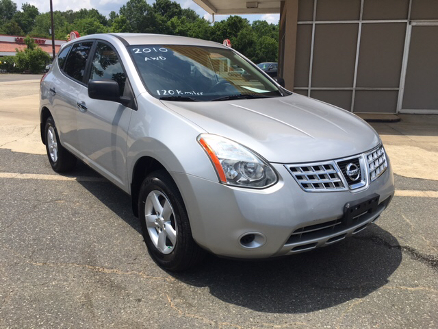 2010 Nissan Rogue S AWD 4dr Crossover - Charlotte NC