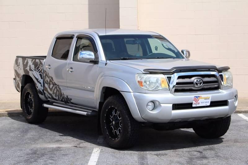 2010 toyota tacoma prerunner v6 in doraville ga el compadre trucks. Black Bedroom Furniture Sets. Home Design Ideas