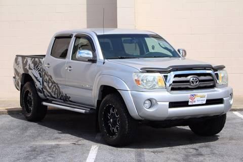 2010 Toyota Tacoma for sale at El Compadre Trucks in Doraville GA