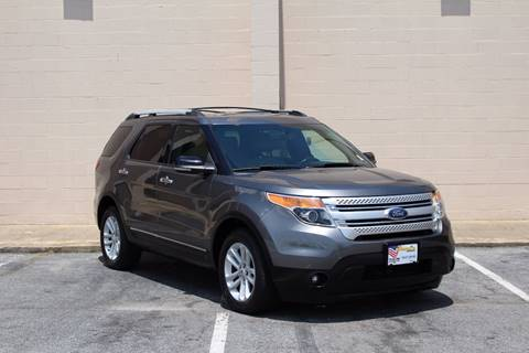 2012 Ford Explorer for sale at El Compadre Trucks in Doraville GA