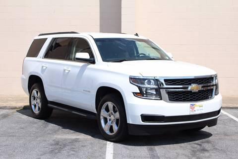 2015 Chevrolet Tahoe for sale at El Compadre Trucks in Doraville GA
