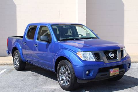 2012 Nissan Frontier for sale at El Compadre Trucks in Doraville GA