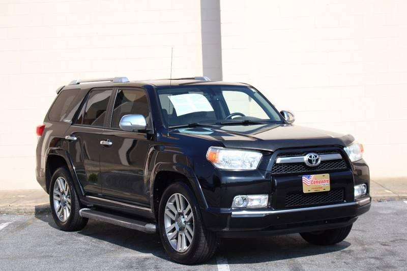 2010 Toyota 4Runner Limited In Doraville, GA - El Compadre ...