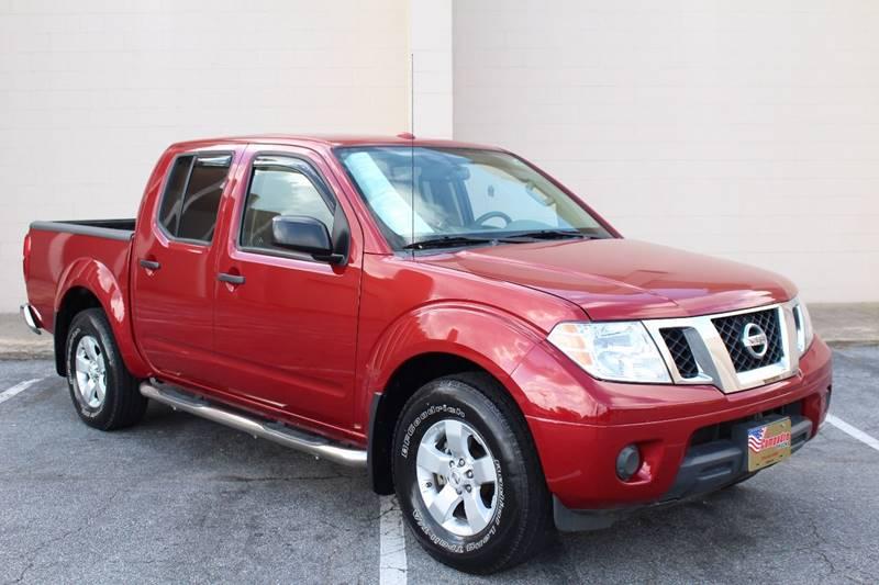 2012 Nissan Frontier for sale at El Compadre Trucks in Doraville GA