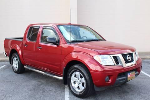 2012 Nissan Frontier for sale in Doraville, GA