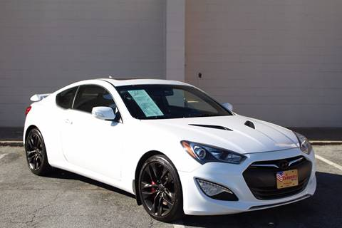 2014 Hyundai Genesis Coupe for sale in Doraville, GA