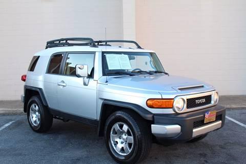 2007 Toyota FJ Cruiser For Sale In Doraville, GA
