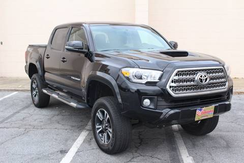 used 2016 toyota tacoma for sale in georgia. Black Bedroom Furniture Sets. Home Design Ideas