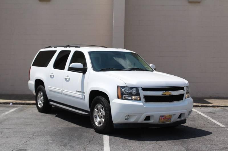 2012 chevrolet suburban lt 1500 in doraville ga el compadre trucks. Black Bedroom Furniture Sets. Home Design Ideas