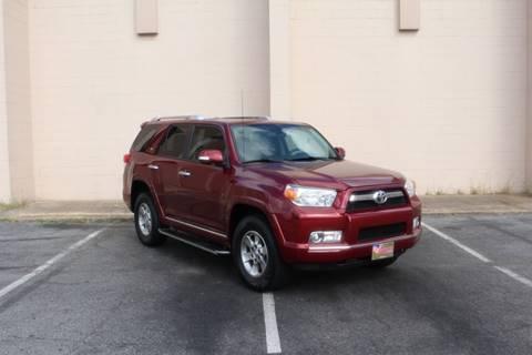 2012 Toyota 4Runner for sale at El Compadre Trucks in Doraville GA