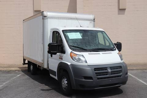 2014 RAM ProMaster Cab Chassis for sale in Doraville, GA