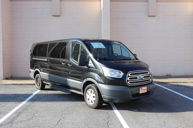 2015 Ford Transit Passenger for sale at El Compadre Trucks in Doraville GA