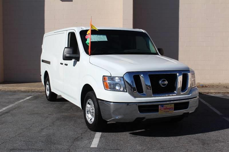 2013 Nissan NV Cargo for sale at El Compadre Trucks in Doraville GA