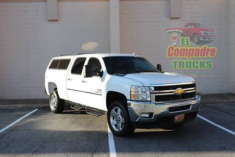 2014 Chevrolet Silverado 2500HD for sale at El Compadre Trucks in Doraville GA