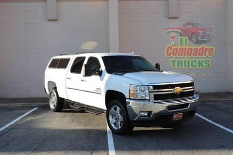 2014 Chevrolet Silverado 2500HD for sale in Doraville, GA