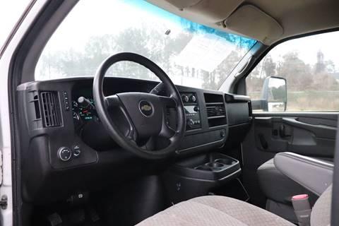 2012 Chevrolet Express Cutaway