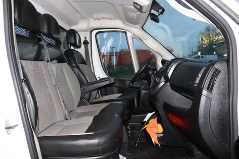 2017 RAM ProMaster Cab Chassis