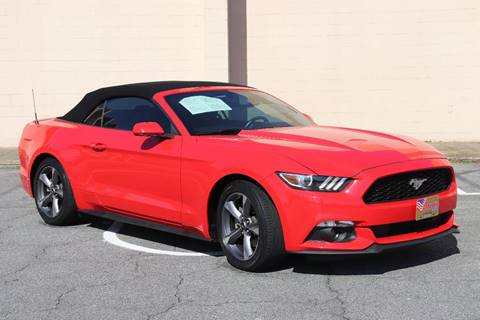 2015 Ford Mustang for sale at El Compadre Trucks in Doraville GA