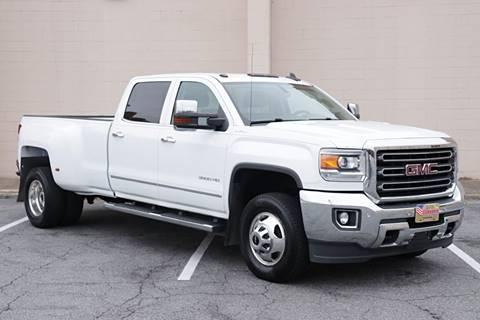 2015 GMC Sierra 3500HD for sale at El Compadre Trucks in Doraville GA