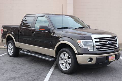 2013 Ford F-150 for sale at El Compadre Trucks in Doraville GA