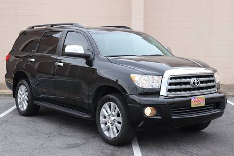 2016 Toyota Sequoia for sale at El Compadre Trucks in Doraville GA
