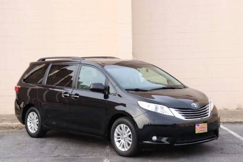 2016 Toyota Sienna for sale at El Compadre Trucks in Doraville GA