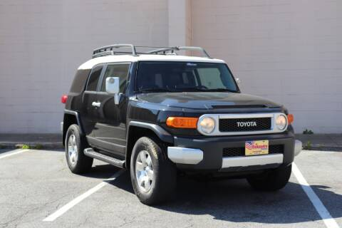 2010 Toyota FJ Cruiser for sale at El Compadre Trucks in Doraville GA