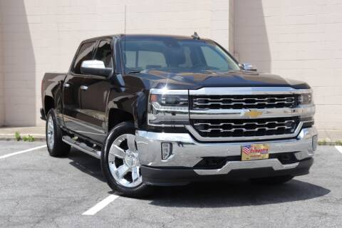2016 Chevrolet Silverado 1500 for sale at El Compadre Trucks in Doraville GA