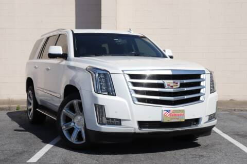 2016 Cadillac Escalade for sale at El Compadre Trucks in Doraville GA