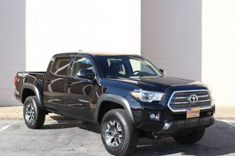 2017 Toyota Tacoma for sale at El Compadre Trucks in Doraville GA