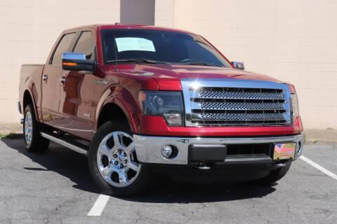 2014 Ford F-150 for sale at El Compadre Trucks in Doraville GA