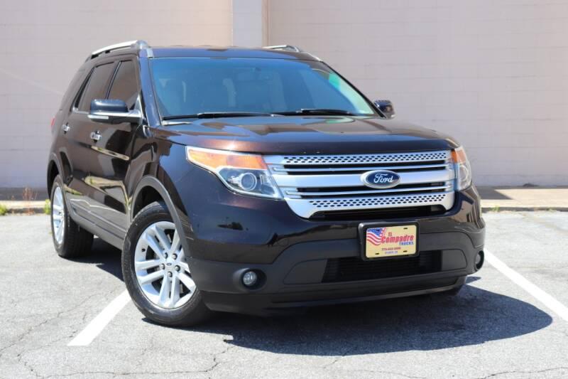 2013 Ford Explorer for sale at El Compadre Trucks in Doraville GA