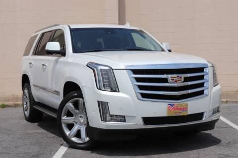 2017 Cadillac Escalade for sale at El Compadre Trucks in Doraville GA