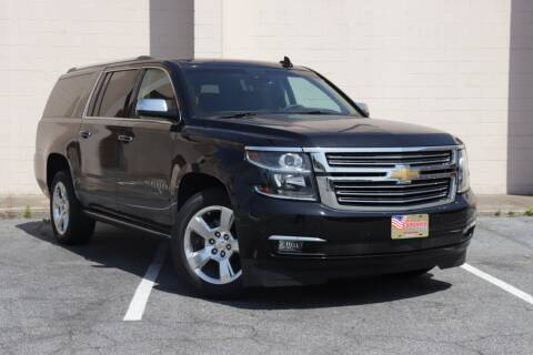 2016 Chevrolet Suburban for sale at El Compadre Trucks in Doraville GA