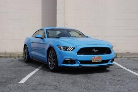 2017 Ford Mustang for sale at El Compadre Trucks in Doraville GA