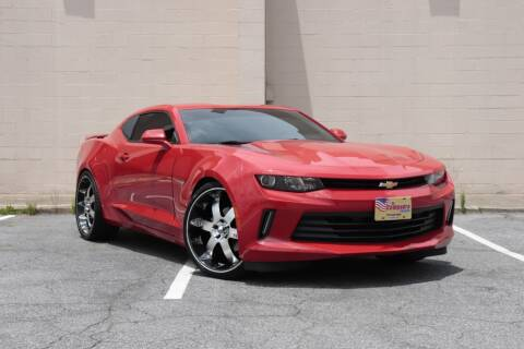 2017 Chevrolet Camaro for sale at El Compadre Trucks in Doraville GA