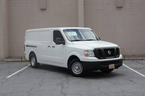 2016 Nissan NV Cargo for sale at El Compadre Trucks in Doraville GA