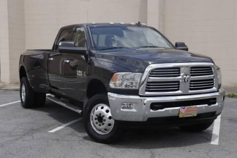 2016 RAM Ram Pickup 3500 for sale at El Compadre Trucks in Doraville GA