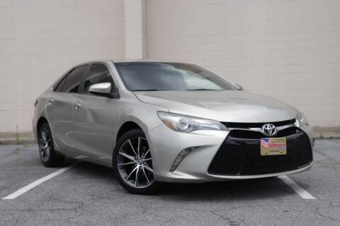 2015 Toyota Camry for sale at El Compadre Trucks in Doraville GA