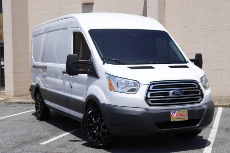 2016 Ford Transit Cargo for sale at El Compadre Trucks in Doraville GA