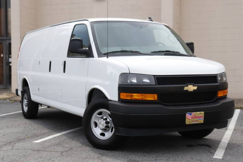 2019 Chevrolet Express Cargo for sale at El Compadre Trucks in Doraville GA