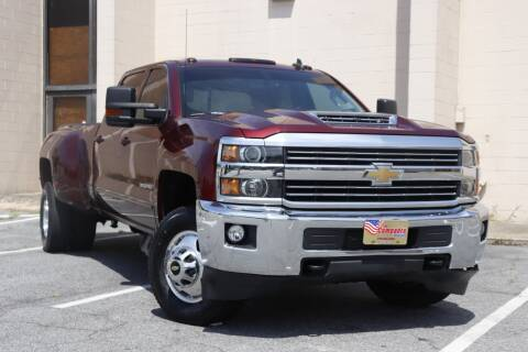 2017 Chevrolet Silverado 3500HD for sale at El Compadre Trucks in Doraville GA