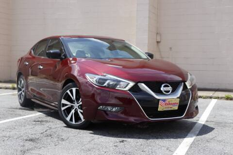 2017 Nissan Maxima for sale at El Compadre Trucks in Doraville GA