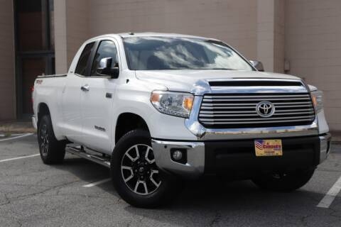 2016 Toyota Tundra for sale at El Compadre Trucks in Doraville GA